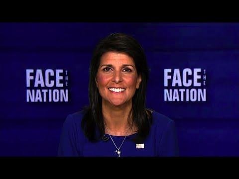 Ambassador Nikki Haley on Trump and Putin's G-20 meeting