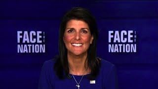 Ambassador Nikki Haley on Trump and Putin