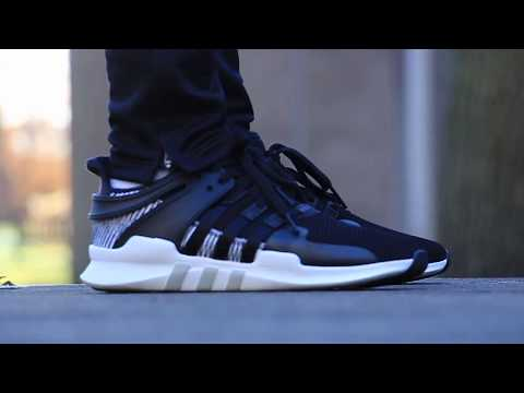 ADIDAS EQT SUPPORT ADV!! Close up and Promo
