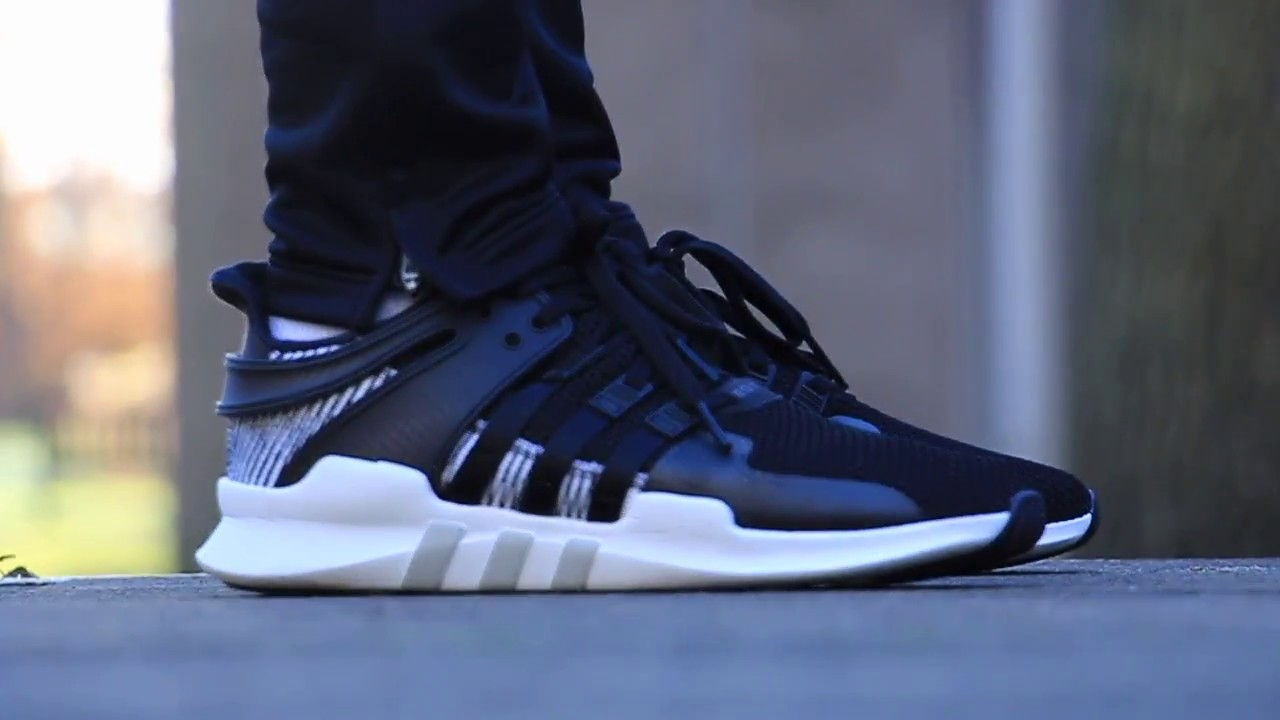 7f1c082017b3 ADIDAS EQT SUPPORT ADV!! Close up and Promo - YouTube