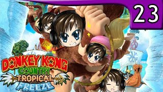 Donkey Kong Country: Tropical Freeze - 23 - Lady Finger