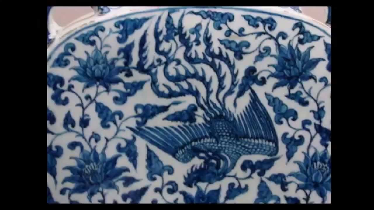 Blue and white pottery - Blue And White Porcelain Blue And White China Blue And White Pottery Yuan China