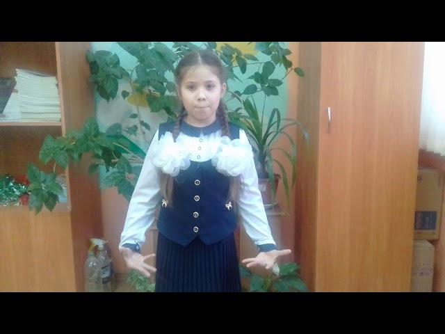 Изображение предпросмотра прочтения – ВикторияКуликова читает произведение «Ветхая избушка» А.А.Блока