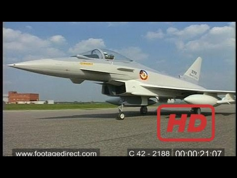 American Military Documentary Eurofighter - Typhoon Fighter Aircraft