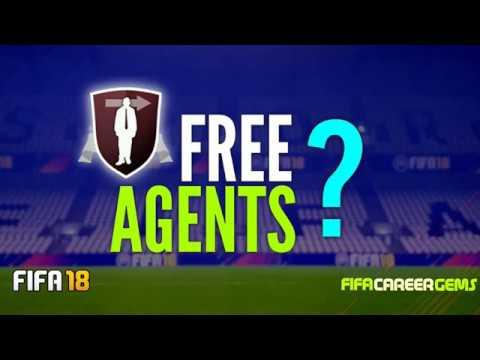 FIFA 18 FREE AGENTS ??