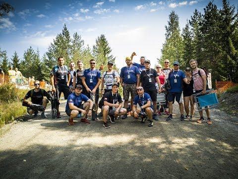 Trip to Neste Rally Finland 2018