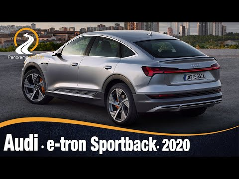 Audi E Tron Sportback 2020 Informacion Y Review Suv Coupe Electrico Alternativa A Tesla Youtube