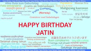 Jatin   Languages Idiomas - Happy Birthday