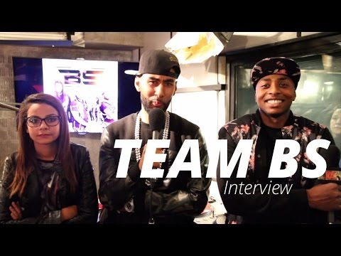La Fouine, Sindy et Sultan ( Team Bs ) - Interview Exclusive