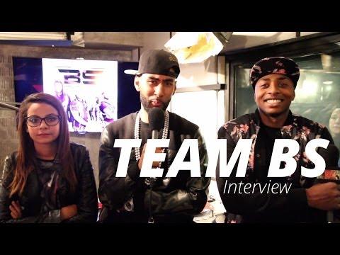 La Fouine, Sindy et Sultan ( Team Bs ) - Interview Exclusive
