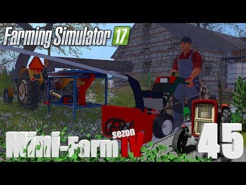 """Farming Simulator 17 Mini-Farm #45 - """"Przedsylwestrowe porządki"""" thumbnail"""