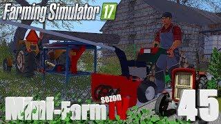 """Farming Simulator 17 Mini-Farm #45 - """"Przedsylwestrowe porządki"""""""