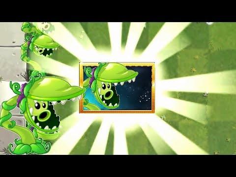 Plants Vs. Zombies 2: Snap Pea Pvz 2-New Plants Beta Gameplay