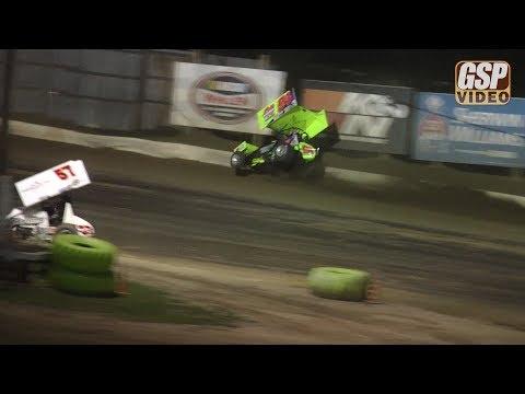 410 Sprints - 7/4/2017 - Grandview Speedway