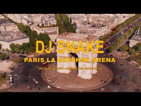 Youtube: DJ SNAKE – PARIS LA DEFENSE ARENA – AFTERMOVIE