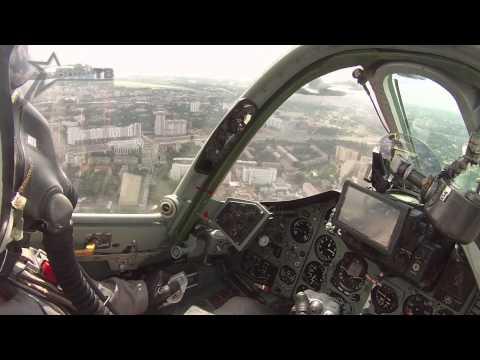 Су-25. Видео с