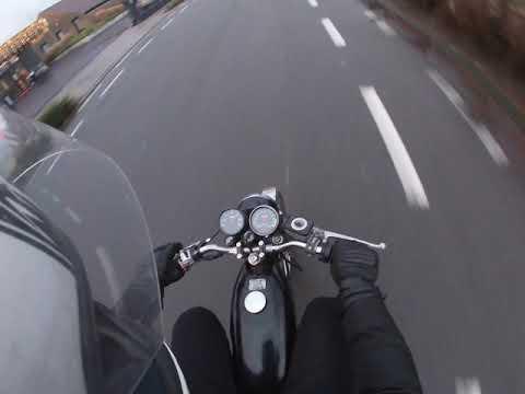 Yamaha RD50 -
