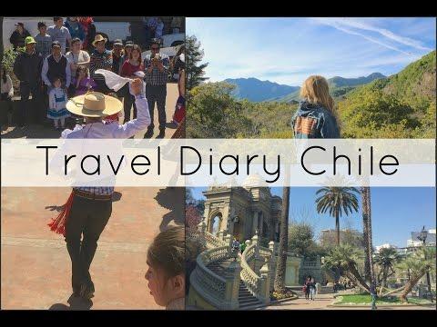 Chile Travel Dairy 2016 | sophiamargae
