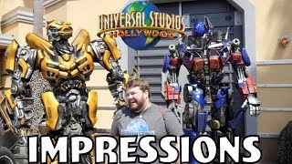 Optimus Prime Says I Have Some Homework To Do...lol! - Universal Impressions