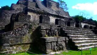 Центральная Америка - Развалины Майя Belize Mayan ruins КРУИЗ 12.12.2014
