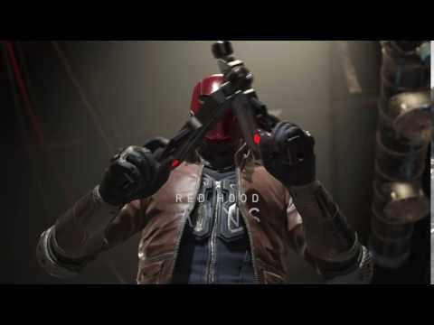 RED HOOD OUTRO SCENE Injustice 2