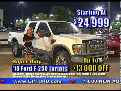 Angie Barry For Grand Prairie Ford Youtube