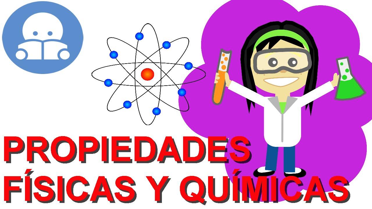 Propiedades Fisicas Y Químicas