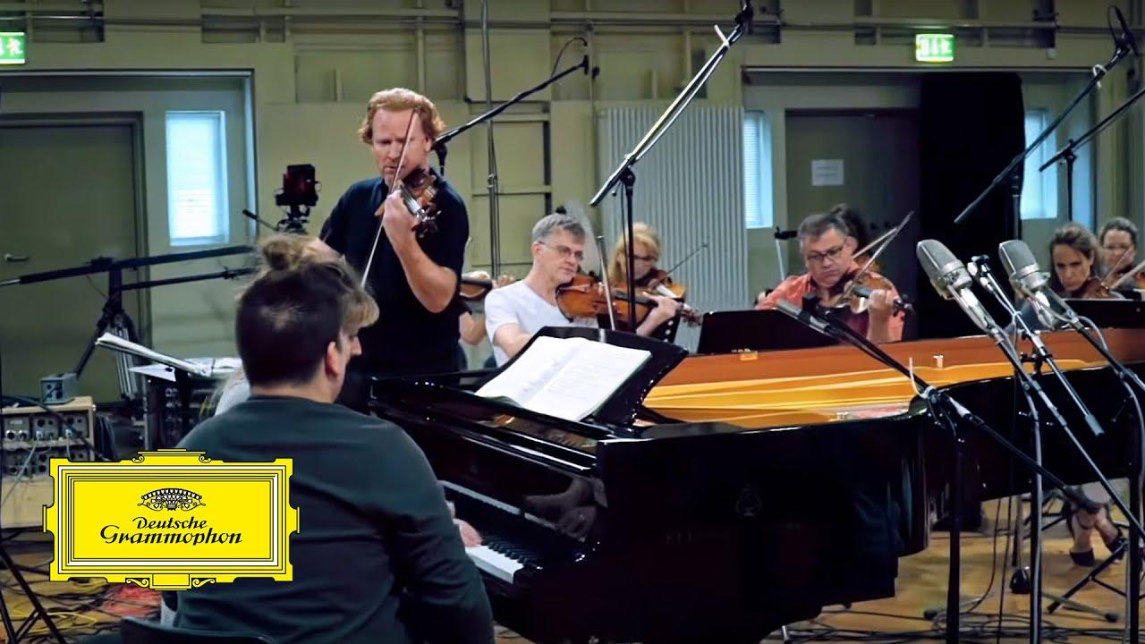 Daniel Hope – Chausson: Concert for Violin, Piano & String Quartet Op. 21: II. Sicilienne – Pas vite