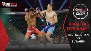 Rudi Agustian vs Suwardi - Rivalitas Terpanas! #2 | One Pride Pro Never Quit