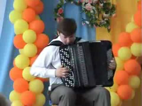 "Vivaldi - Four Seasons ""Summer"" (accordion)"