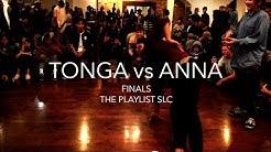 Tonga vs. Anna   Finals   The Playlist SLC Vol. 1   #SXSTV