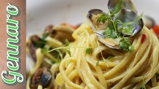 Linguine Vongole with Gennaro Contaldo