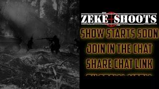 General AK Discussion, Zeke Takes Calls LIVE!