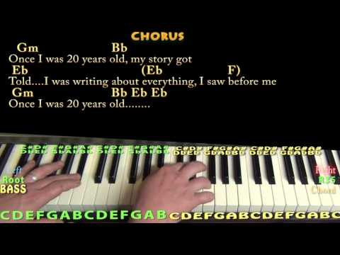 Gm Piano Chord Chart Read Download Video Mp3
