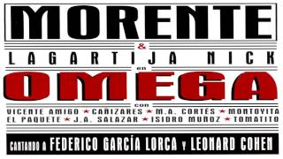 MORENTE Y LAGARTIJA NICK - OMEGA (ÁLBUM COMPLETO) - 1996