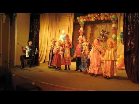 ГБОУ ЦДТ Москворечье-Малиновка-5-летие-Молодая, молода, недогадливая