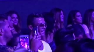 Cristiano Ronaldo kiss Jennifer lopez & dancing with Kim Kardashian in Las Vegas  23/08/2016