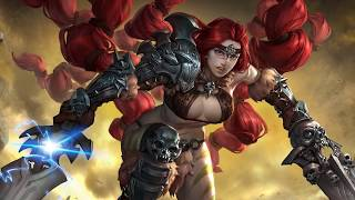 Red Rona Legendary Skin Reveal