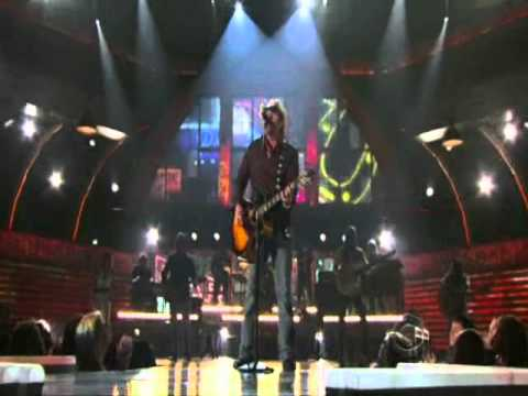 Toby Keith - Somewhere Else -- Live at the 46th ACM Awards 2011