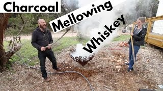 """Charcoal filtering whiskey? Yup, it's a thing. Some know it as the Lincoln County Process, or maybe even """"charcoal mellowing"""". Jack Daniels pioneered the ..."""