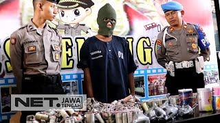 Download Lagu Jual Petasan Lewat Media Sosial - NET JATENG mp3