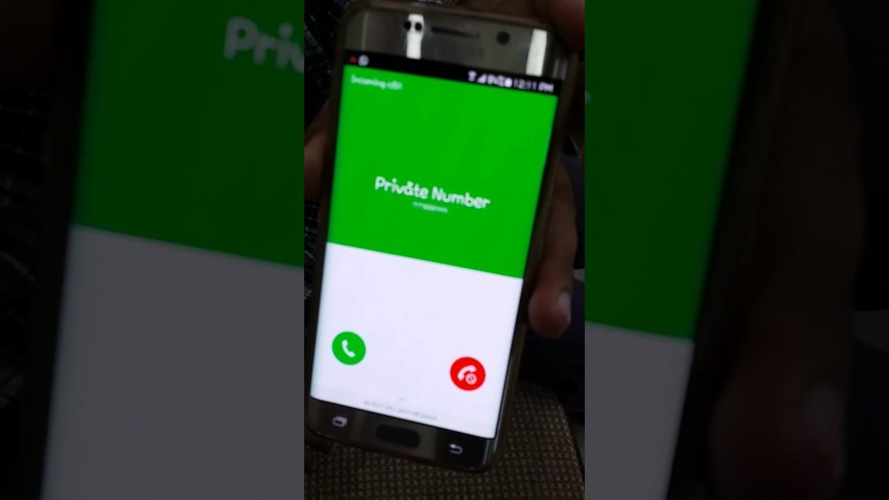 Fake call 777888999