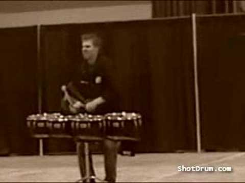 PASIC 2004 Tenor Mike Hodges