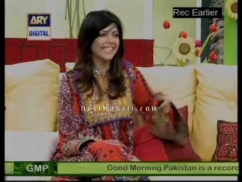 Good Morning Pakistan with Hadiqa Kiani Part 1
