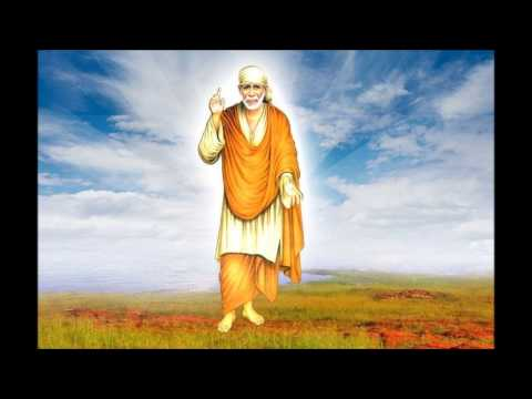 SHIRDI SAI BABA: VERY RELAXING & DIVINE 'SAI OM' MEDITATION