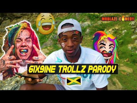 6ix9ine - Trollz (Jamaican Parody) | Prod. 101KBeatz
