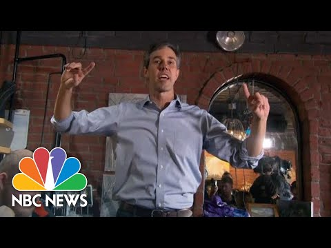 Watch Beto O'Rourke's Full Remarks At First Iowa Campaign Stop | NBC News Mp3