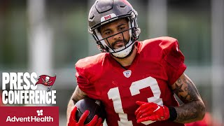 Wide receiver mike evans spoke to the media on wednesday morning ahead of week 4. #tampabaybuccaneers #bucs #nfl subscribe tampa bay buccaneers yt ch...