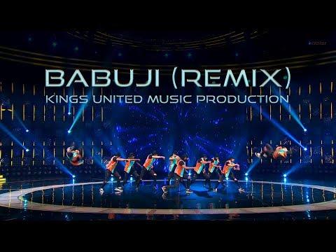 BABUJI ZARA DHIRE CHALO   KINGS UNITED   DANCE CHAMPIONS   CLEAN MIX