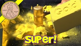 Super Gold Dig It - Supersized Treasures - Smash Time!